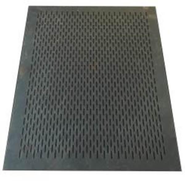Διάφραγμα Βασιλίσσης PVC ANEL 417x417 mm
