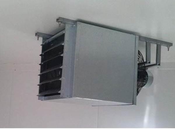 Θερμοθαλάμου Πάνελ Μονάδα Θέρμανσης 6Kw