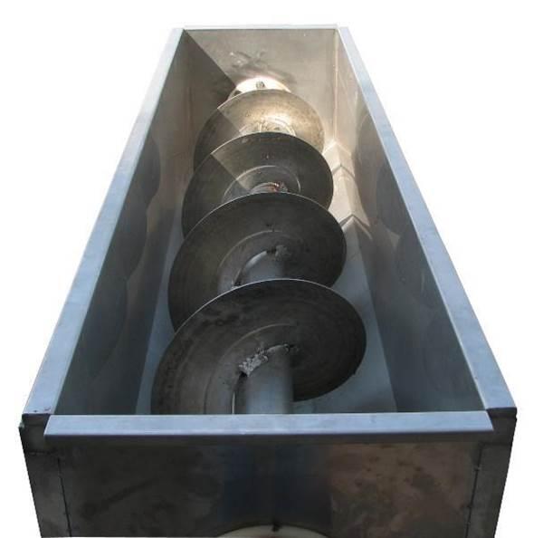 Αναδευτήρας Μελιού Οριζόντιος 750Lt  2m