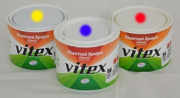 Χρώμα Κυψέλης Οικολογικού Βαση Κόκκινο 375 ml