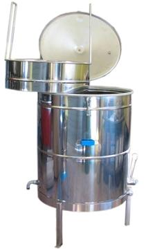 Κηροτήκτης Υγραερίου Pro Supreme 200 Lt (40 πλα...