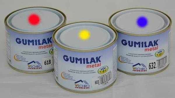 Χρώμα Κυψέλης Μετάλλου Βασικό Μπλε 375 ml