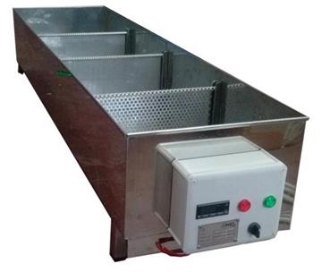 Κάδος Παραλαβής Μελιού Pro 1,5m με Αυτοματισμό Αντλίας Θερμαινώμενος