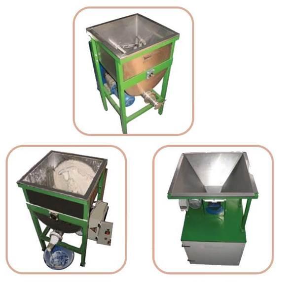 Υπηρεσία Ζύμωση Τροφής Χρήση Μηχανήματος για 1Kg Παραγώμενης Τροφής