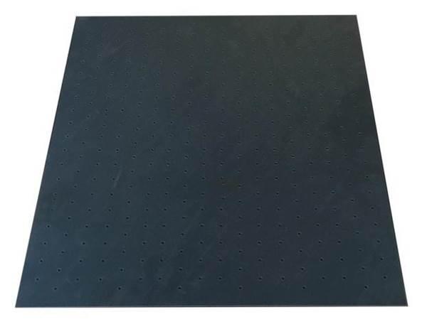 Κάλυμμα κυψέλης PVC διατρητο 417x417 mm