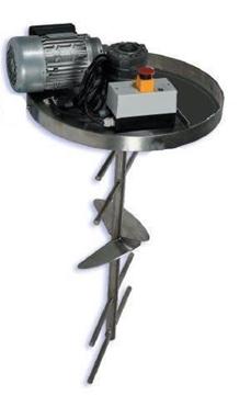 Αναδευτήρας Μελιού Φορητός για Δοχείο 600 lt
