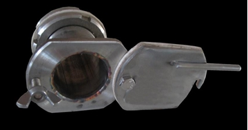 Κάνουλα Συσκευασίας INOX 1 1/2``