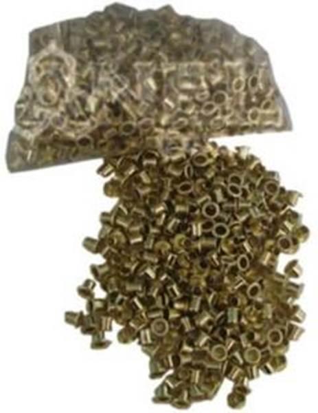 Πριτσίνια / Καψίλια 4x10mm συσκευασία 1 Χλγ (3500 τεμ)