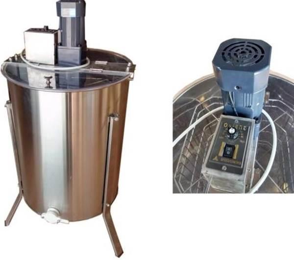Μελιτοεξαγωγέας Ηλεκτρικός Ama Eco 4 πλαισίων