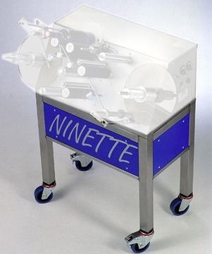 Ετικετέζας Ninette IΙ και Ninette A Plat  Βάση ...