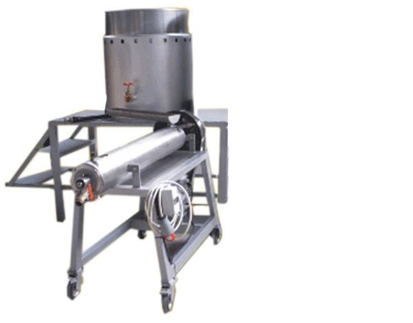 Βανιλιέρα Μηχανή παραγωγής CANDIO 100 και 1 Βραστήρας