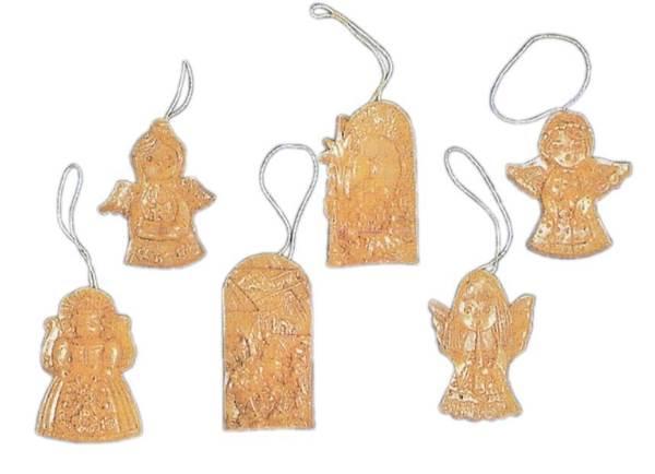 Καλούπι Set Χριστουγέννων (αγγελάκια)