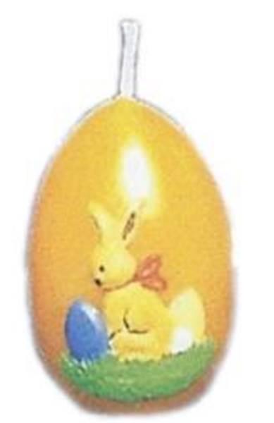 Καλούπι αυγό με κουνέλι