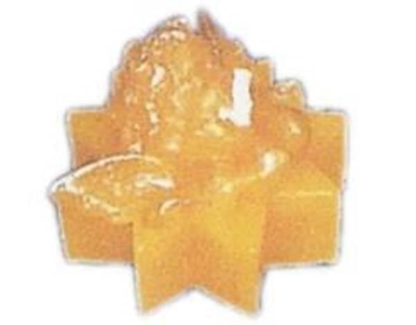 Καλούπι λαμπάδα αστέρι