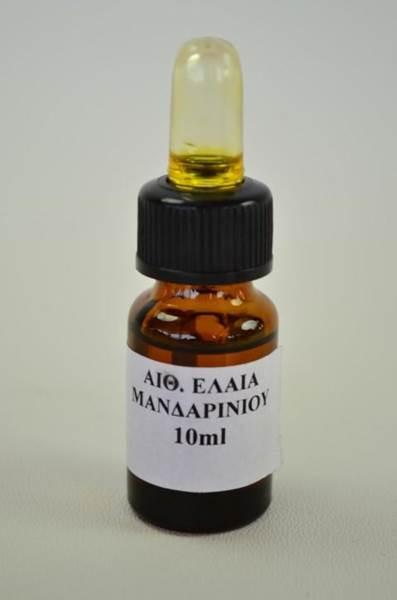 Αιθέριο Ελαιο Μανδαρινιού Φυσικό Τρ. 10ml