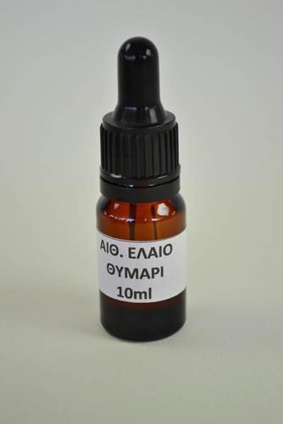 Αιθέριο Ελαιο Θυμαριού Φυσικό Τρ. 10ml