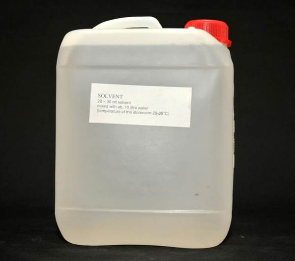 Wax and mold release agent 5 Lt