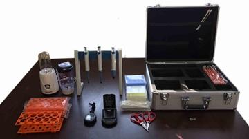 Set οργάνων προετοιμασίας δειγμάτων μελιού για ...