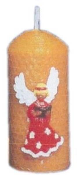 Καλούπι κερί κηρήθρα με άγγελο Β