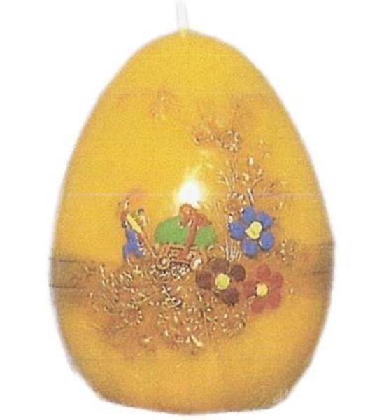 Καλούπι μεγάλο διακοσμητικό αυγό