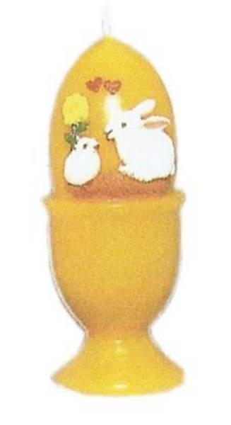 Καλούπι αυγό με κουνελάκια