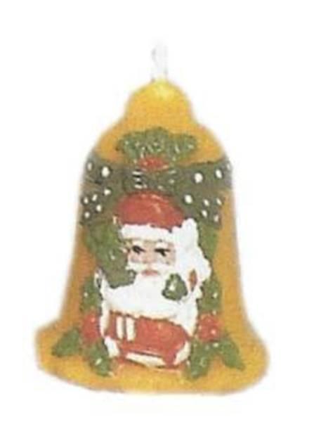 Καλούπι καμπάνα Άγιος Βασίλης