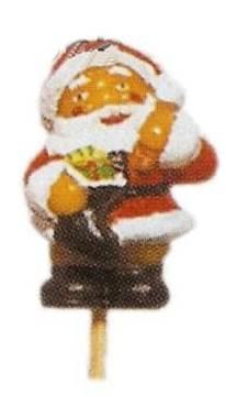Καλούπι Άγιος Βασίλης σε ξύλο