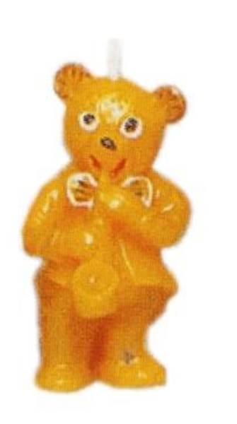 Καλούπι αρκούδα με σαξόφωνο