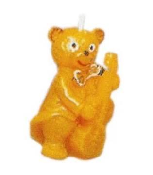 Καλούπι αρκούδα με κόντρα μπάσο