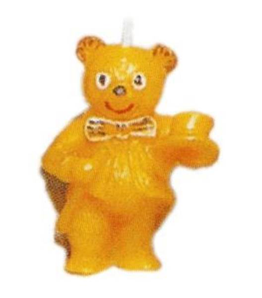 Καλούπι αρκούδα τραγουδιστής