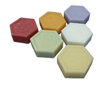 Σαπούνι με Μέλι 25gr (διάφορα χρώματα)