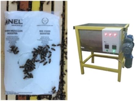 Bild für Kategorie Bienenfutter & ihre Produktionsmaschinen