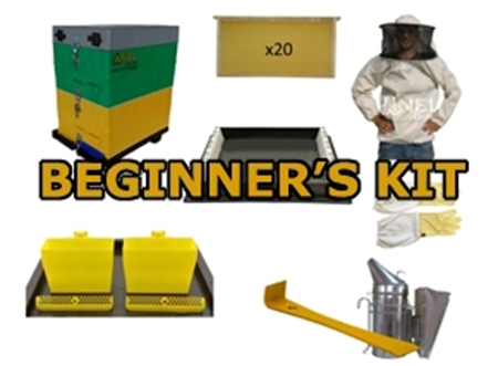 Picture for category Beginner Beekeepers
