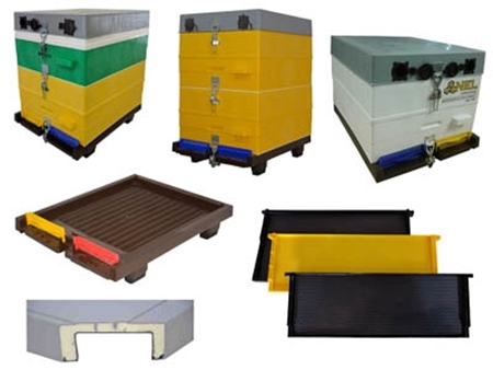 Picture for category ANEL Plastic Beehives & Pl...