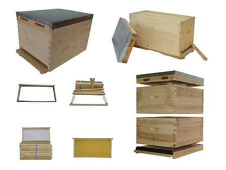 Picture for category Wooden Beehives & Frames