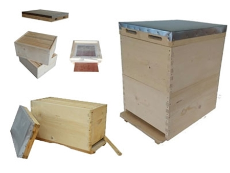 Picture for category Wooden Hives SET