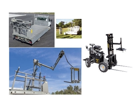 Picture for category Motorized Hive Transportat...