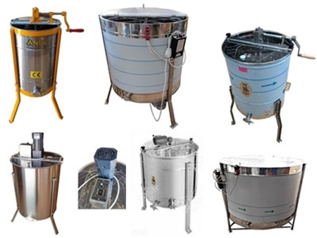 Picture for category Honey Extractors