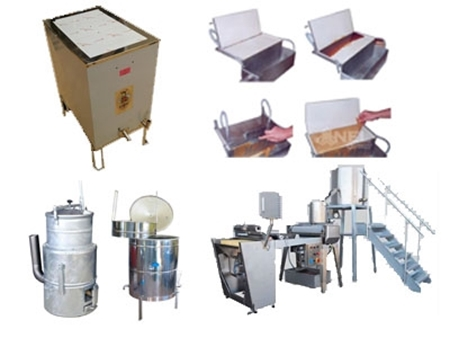 Picture for category Wax Processing