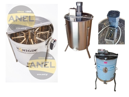 Picture for category Electric Honey Extractors