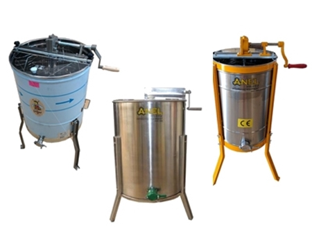 Picture for category Manual Honey Extractors