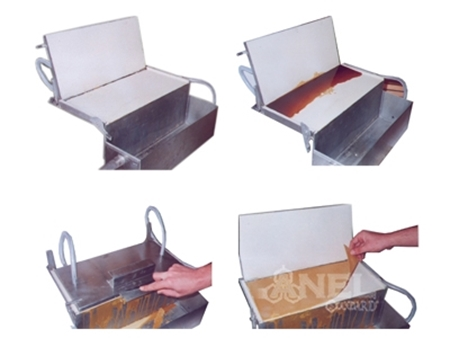 Picture for category Manual Wax Foundation Machines