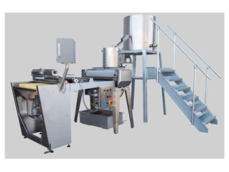 Picture for category Automatic Wax Foundation Machines