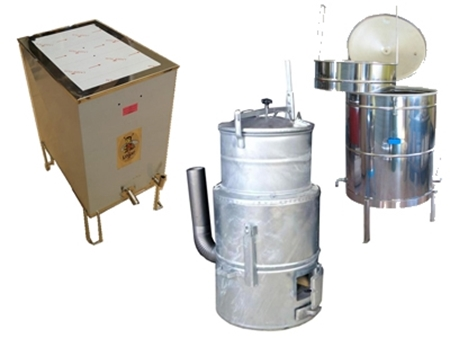 Picture for category Gas Wax Melters