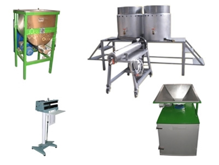 Picture for category Feed Production Machinery