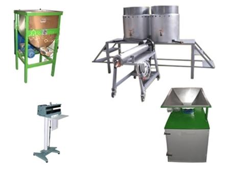 Bild für Kategorie Futter Produktionsmaschinen