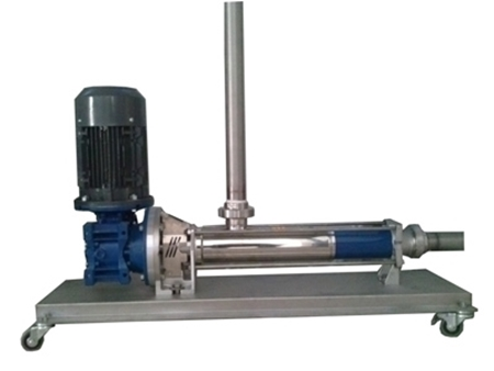 Picture for category Honey Pumps