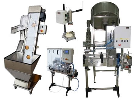 Picture for category Capping Machines