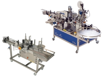 Picture for category Automatic Labeling Machines