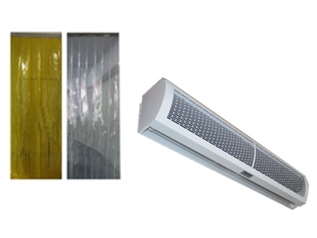 Picture for category Strip Doors - Air Curtains